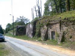 P.C BUZANCY, prés chateau