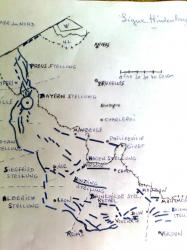 plan-ligne Siegfried-Hindenburg