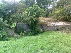 sugny-nord,blok,ex VF,parc Artillerie/Route